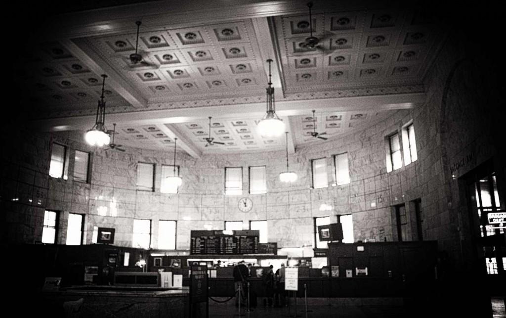 Portland Union Station, October 1999